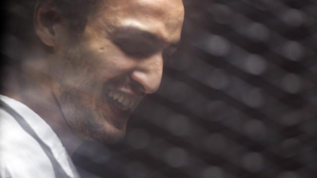 Fotógrafo 'Shawkan' condenado a cinco anos de prisão por cobrir protesto