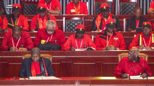 João Lourenço eleito novo presidente do MPLA com 98,58% dos votos