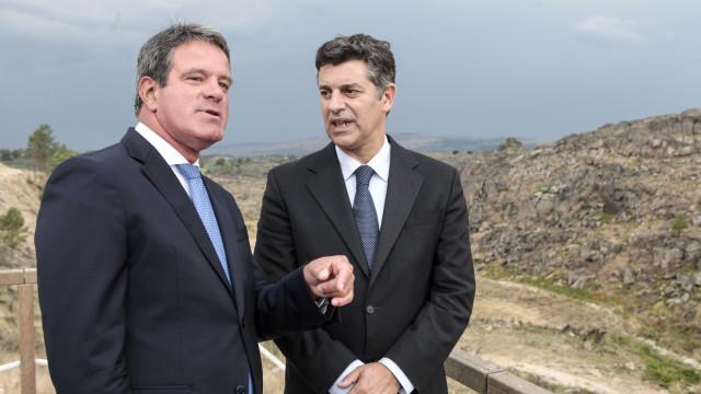 """Portugal tem """"um grande potencial mineiro"""" por aproveitar"""