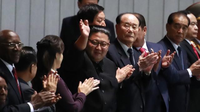 Terceira cimeira entre Coreias arranca hoje pela desnuclearização