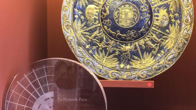 Salva portuguesa do século XVI premiada na Bienal de Paris
