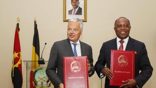 Bélgica quer avançar para gestão e produção de diamantes em Angola