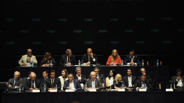 Hugo Soares foi principal crítico no Conselho Nacional do PSD