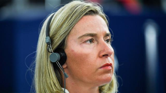 UE vai criar entidade para contornar sanções impostas pelos EUA ao Irão