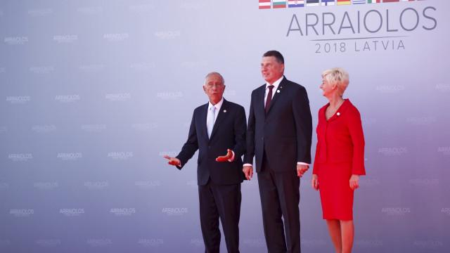 """Grupo de Arraiolos quer """"mais Europa"""" e falou """"longamente"""" do populismo"""