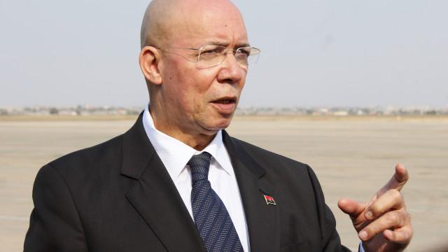 Ministro lamenta falta de apoio para repatriar capitais de origem ilícita
