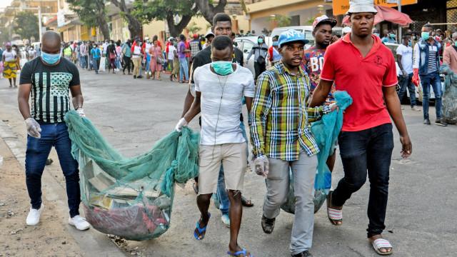 Moçambique: Apenas 6% da população ativa desconta para a segurança social