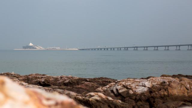 Reduzido para 3 alerta de tempestade tropical em Macau