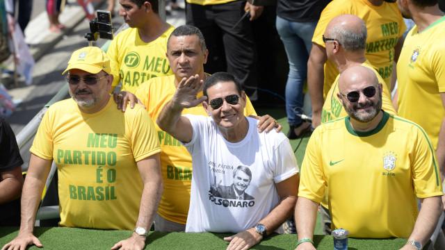 'Vice' diz que Bolsonaro aceitará resultado mesmo se for derrotado
