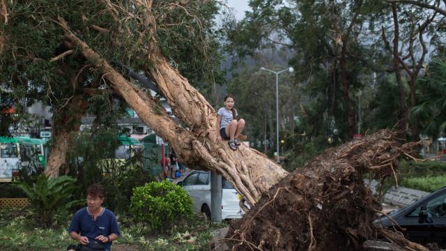 Macau lança linha de crédito para ajudar PME após tufão Mangkhut