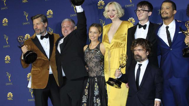 'Guerra dos Tronos' bate recorde com 32 nomeações para os prémios Emmy