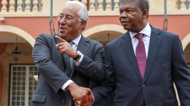Governo angolano envia ao Parlamento convenções assinadas com Portugal