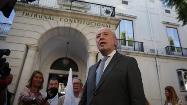 """Santana quer Aliança entre os """"maiores partidos da política portuguesa"""""""