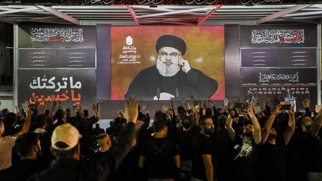 """Hezbollah diz que vai ficar na Síria """"até nova ordem"""""""