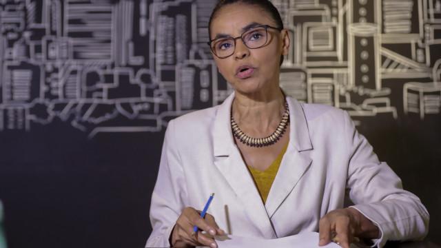 Ex-candidata Marina Silva critica PT mas apoia Haddad contra Bolsonaro