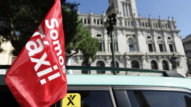 Taxistas do Porto estão cansados, mas dispostos a resistir
