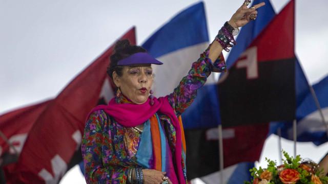EUA impõem sanções a vice-presidente e primeira-dama da Nicarágua