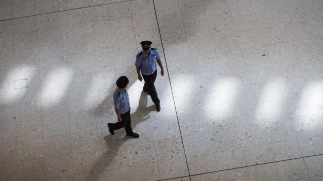 Polícia chinesa solucionou 1,18 milhões de casos de roubo, furto e fraude