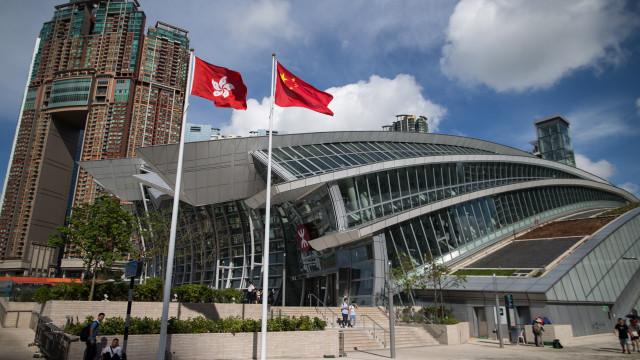 Londres quer saber porque Hong Kong não renova visto a jornalista