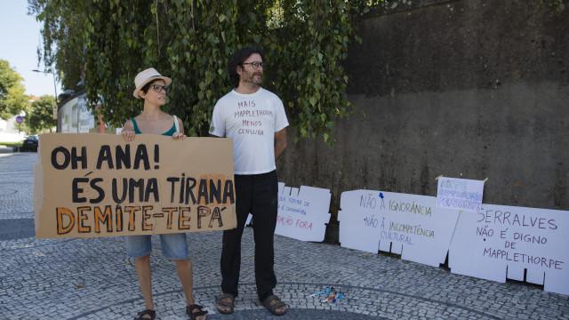 Serralves não vê motivo para demissão da presidente da instituição