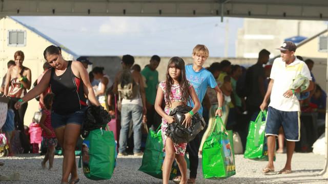 Cerca de 3,4 milhões saíram da Venezuela desde o início da crise