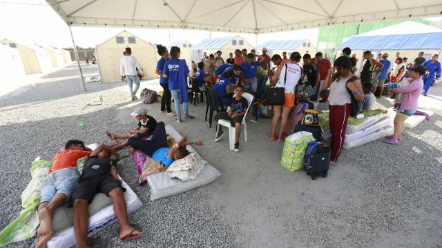 Quase dois milhões de pessoas saíram da Venezuela desde 2015