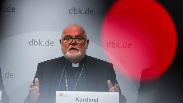 Cardeal alemão admite que igreja católica destruiu dossiês sobre abusos