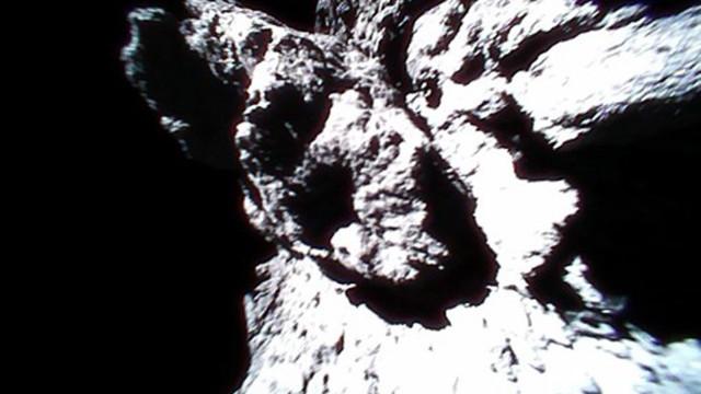 Japão aterrou aparelho de observação em asteroide