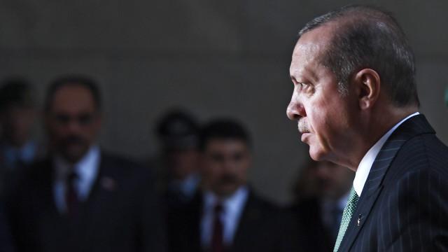 """Se virem preços anormais """"chamem a polícia"""", pede Erdogan"""
