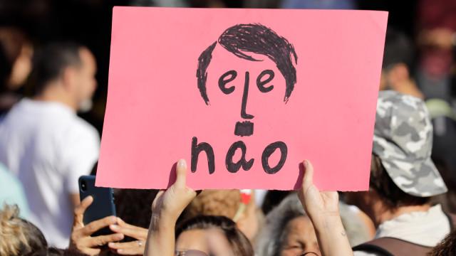 Brasileiros unem-se em Portugal contra ascensão da extrema-direita