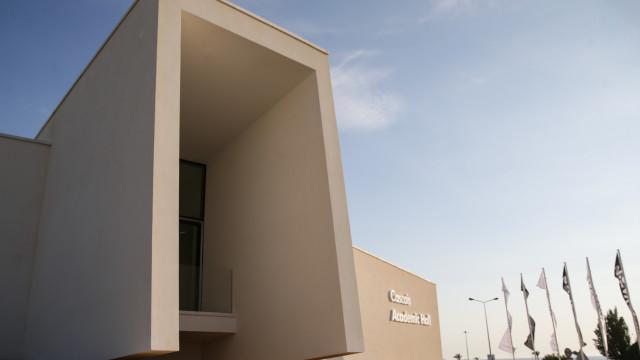 """Novo 'campus' reflete """"audácia"""" da universidade e da autarquia"""