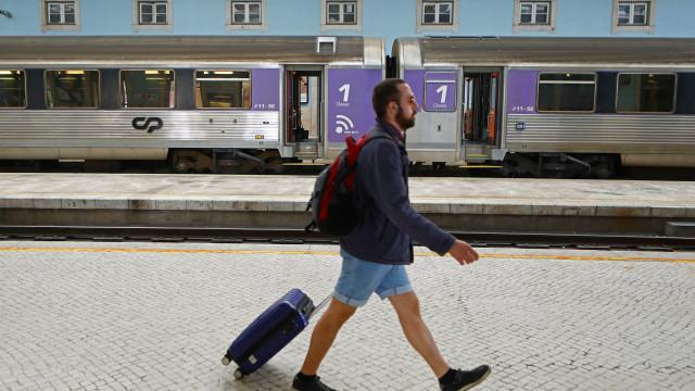 """Nova greve vai provocar """"fortes perturbações"""" nos comboios"""