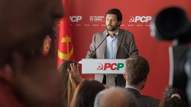 João Ferreira volta a encabeçar lista da CDU às eleições europeias