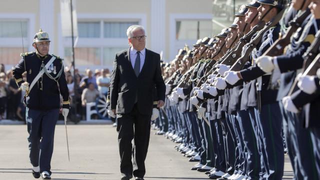 Mais de 900 novos guardas da GNR estarão em funções até final do ano