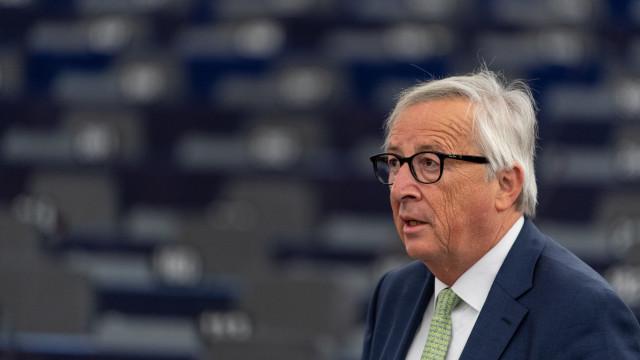Juncker otimista sobre acordo este mês ou em novembro sobre o Brexit