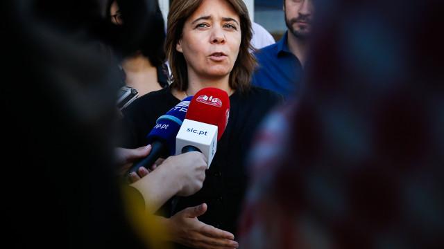 """""""Ministro ganhava em prestar esclarecimentos no parlamento"""" sobre Tancos"""
