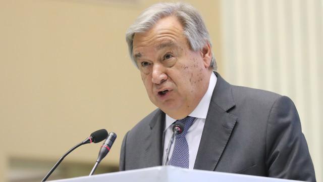 """Guterres """"preocupado com a confirmação da morte de Jamal Khashoggi"""""""