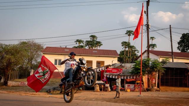 Campanha para as autárquicas de Moçambique termina hoje