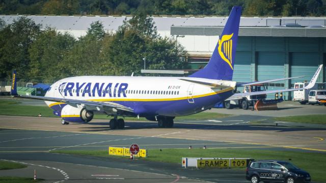 ACT notificou MP por irregularidades nas greves da Ryanair