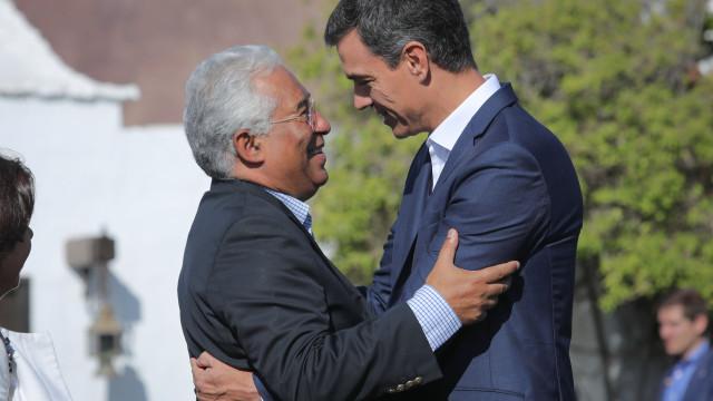 Pedro Sánchez anuncia cimeira luso-espanhola