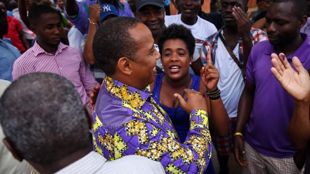 Candidato a novo mandato no Governo de São Tomé espera reconhecimento