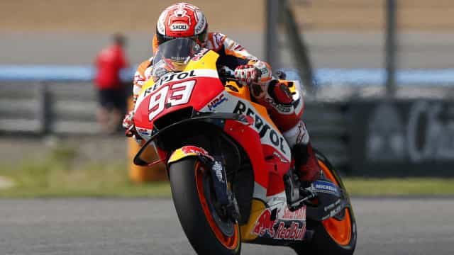 As contas do MotoGP: Márquez 'só' precisa de vencer