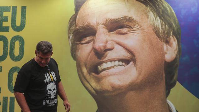 Bolsonaro vence, mas Haddad leva as presidenciais para a segunda volta