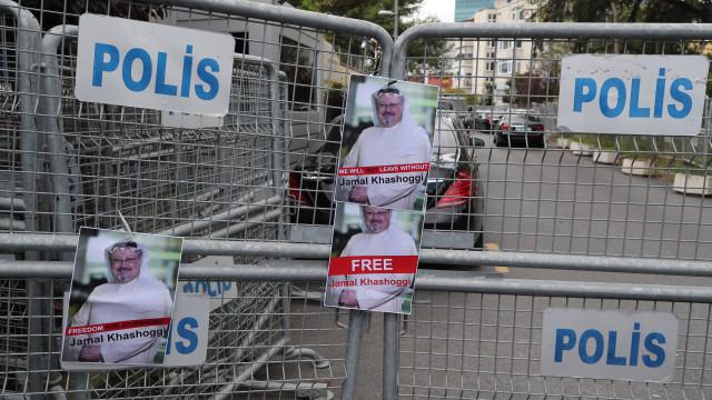 Riade nega alegadas ordens para matar jornalista saudita desaparecido