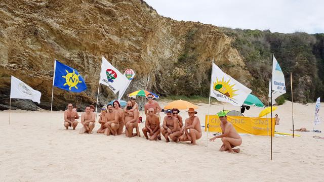 Federação Portuguesa de Naturismo inicia oficialização de praia no Norte