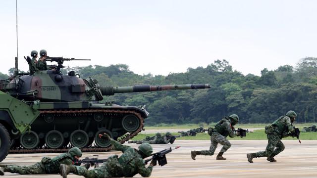 EUA reafirmam compromisso com defesa de Taiwan face a crescentes ameaças