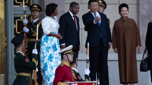 Angola pede à China que retome mecanismo que supervisiona cooperação