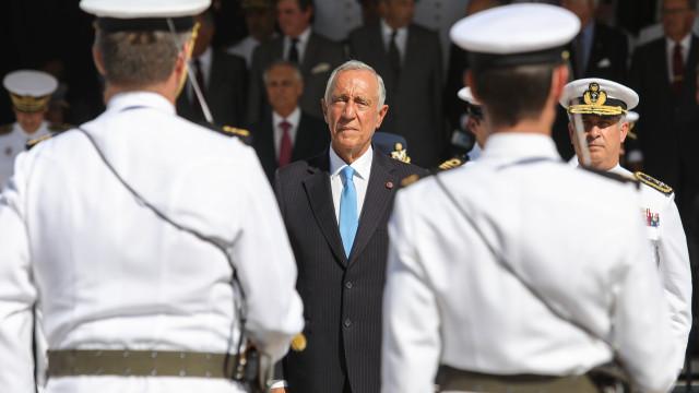 """""""Os portugueses reveem-se e confiam nas suas Forças Armadas"""""""