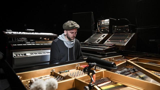Festival para Gente Sentada apresenta Nils Frahm e Marlon Williams