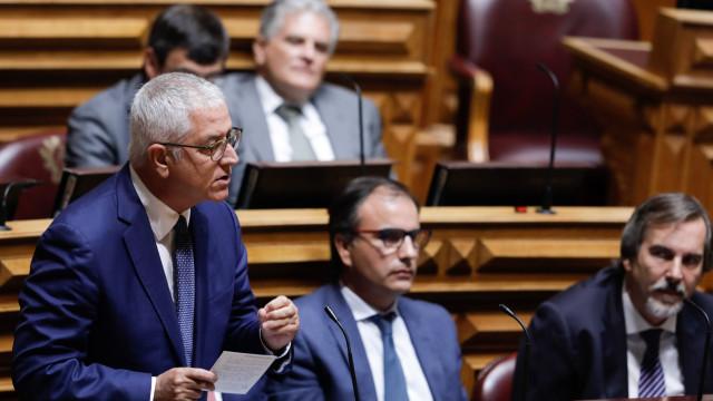 """""""Há no PSD um conjunto de deputados que são manifestamente silenciados"""""""